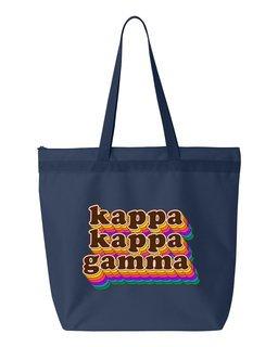 Kappa Kappa Gamma Maya Tote Bag