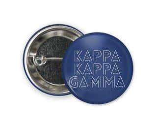 Kappa Kappa Gamma Modera Button