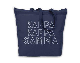 Kappa Kappa Gamma Modera Tote