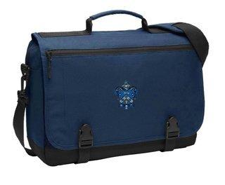 DISCOUNT-Kappa Kappa Gamma Emblem Briefcase
