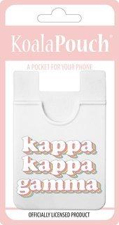 Kappa Kappa Gamma Retro Koala Pouch