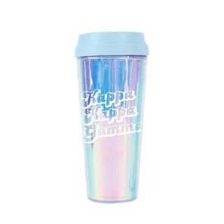 Kappa Kappa Gamma Retro Style Sorority Tumbler