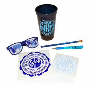 Kappa Kappa Gamma Sister Set - Save 20%