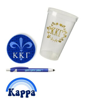 Kappa Kappa Gamma Sorority For Starters Collection $9.99