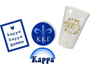 Kappa Kappa Gamma Sorority Large Pack $15.00