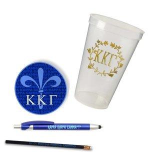 Kappa Kappa Gamma Sorority Mascot Set $8.99
