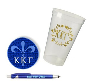 Kappa Kappa Gamma Sorority Medium Pack $7.50