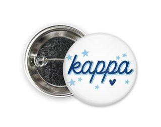 Kappa Kappa Gamma Star Button