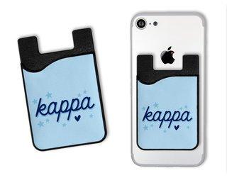 Kappa Kappa Gamma Star Card Caddy