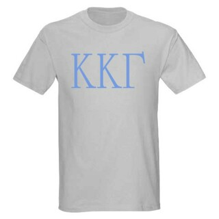 Kappa Kappa Gamma University Greek T-Shirts