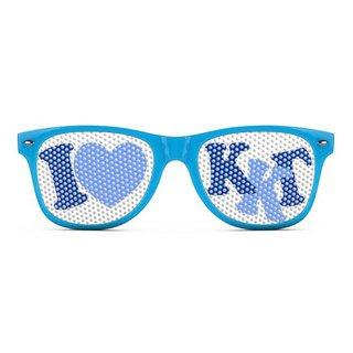 Kappa Kappa Gamma Wayfarer Style Lens Sunglasses