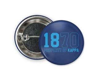 Kappa Kappa Gamma Year Button