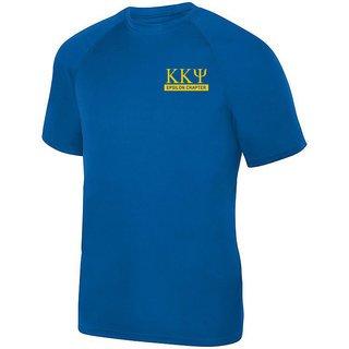 Kappa Kappa Psi- $15 World Famous Dry Fit Wicking Tee