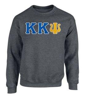 Kappa Kappa Psi - 2 Day Ship Twill Crewneck Sweatshirt