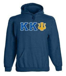 Kappa Kappa Psi - 2 Day Ship Twill Hooded Sweatshirt