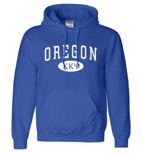 Kappa Kappa Psi State hoodie