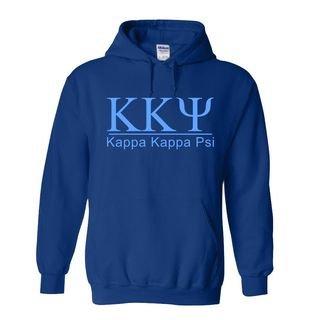 Kappa Kappa Psi bar hoodie