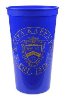 Kappa Kappa Psi Big Fraternity Plastic Cup
