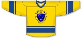 Kappa Kappa Psi League Hockey Jersey