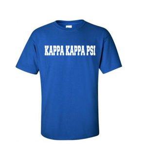 Kappa Kappa Psi college tee