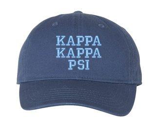 Kappa Kappa Psi Comfort Colors Pigment Dyed Baseball Cap