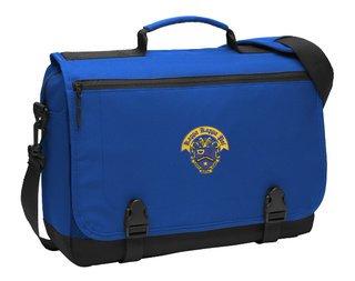 DISCOUNT-Kappa Kappa Psi Emblem Briefcase