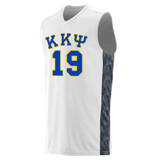 Kappa Kappa Psi Fast Break Game Basketball Jersey