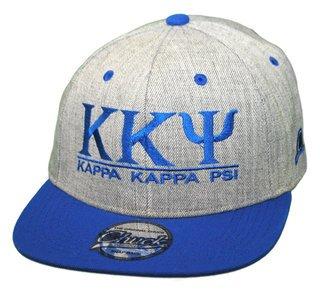 Kappa Kappa Psi Flatbill Snapback Hats Original
