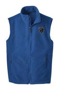 Kappa Kappa Psi Fleece Crest - Shield Vest