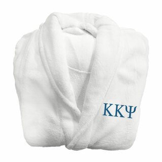 Kappa Kappa Psi Lettered Bathrobe