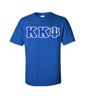 Kappa Kappa Psi Sewn Lettered T-Shirt