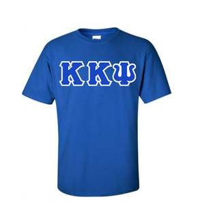 Kappa Kappa Psi Lettered T-Shirt