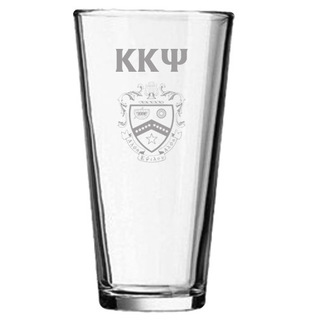Kappa Kappa Psi Mixing Glass
