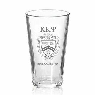 Kappa Kappa Psi Mixing Glass