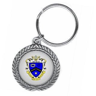 Kappa Kappa Psi Pewter Key Ring