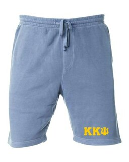 Kappa Kappa Psi Pigment-Dyed Fleece Shorts
