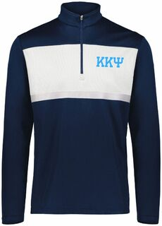 Kappa Kappa Psi Prism Bold 1/4 Zip Pullover