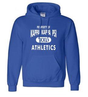 Kappa Kappa Psi prop hoodie