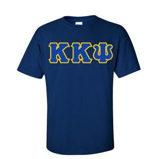Kappa Kappa Psi Lettered T-Shirt