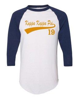 Kappa Kappa Psi Tail Year Raglan