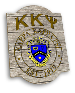 Kappa Kappa Psi Traditional Sign