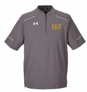 Kappa Kappa Psi Under Armour�  Men's Ultimate Short Sleeve Fraternity Windshirt