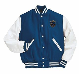 Kappa Kappa Psi Varsity Crest - Shield Jacket