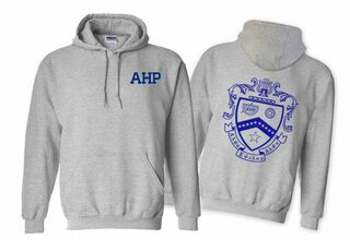 Kappa Kappa Psi World Famous Crest - Shield Hooded Sweatshirt- $35!