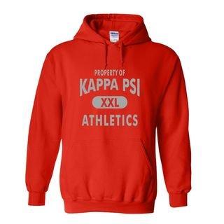 Kappa Psi Athletics Hoodie