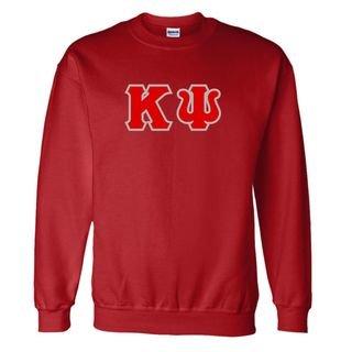 Kappa Psi Custom Twill Crewneck Sweatshirt