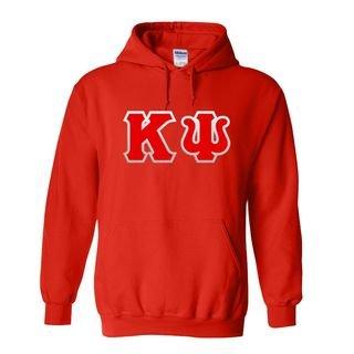 Kappa Psi Custom Twill Hooded Sweatshirt