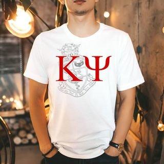Kappa Psi Greek Crest - Shield T-Shirt