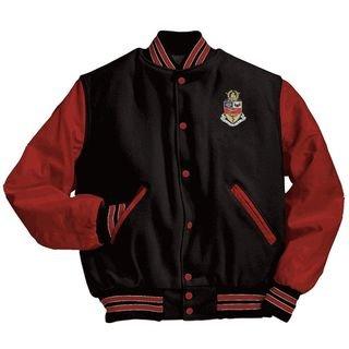 Kappa Psi Varsity Crest - Shield Jacket