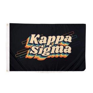 Kappa Sigma 70's Flag